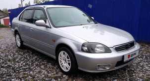 Красноуфимск Civic Ferio 2000