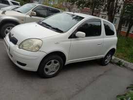 Елизово Toyota Vitz 2002