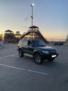 Тольятти Land Cruiser Prado