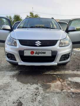 Магадан SX4 2012