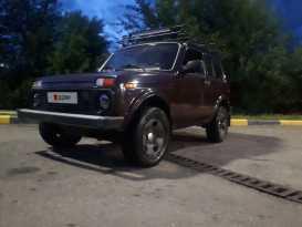 Биробиджан 4x4 2121 Нива 2011