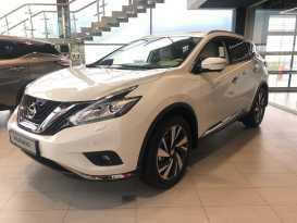 Хабаровск Nissan Murano 2020