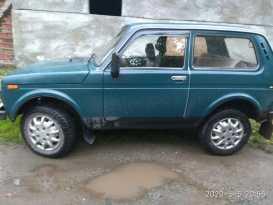 Горно-Алтайск 4x4 2121 Нива 2001