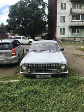Уссурийск 24 Волга 1987