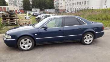 Архангельск Audi A8 1999