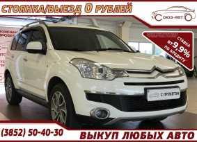 Барнаул C-Crosser 2012
