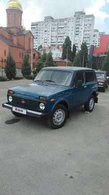 Волгоград 4x4 2121 Нива 2009
