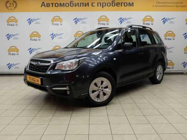 Subaru Forester, 2017 год, 1 655 000 руб.