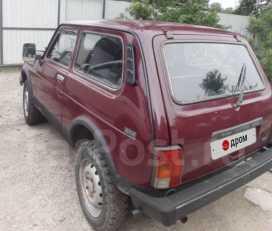 Артём 4x4 2121 Нива 2003
