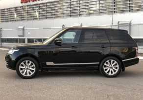 Казань Range Rover 2014