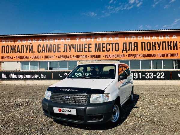 Toyota Succeed, 2006 год, 269 000 руб.