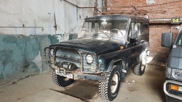 Оха УАЗ 3151 2010