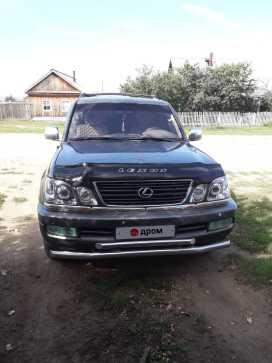 Улан-Удэ LX470 1999