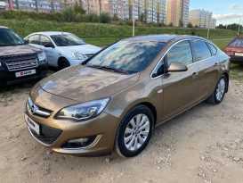 Владимир Opel Astra 2012