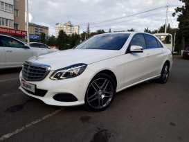 Уфа E-Class 2014