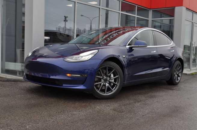 Tesla Model 3, 2017 год, 3 500 000 руб.