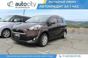 Владивосток Toyota Sienta 2015