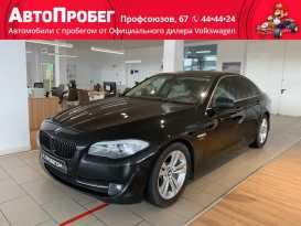 Сургут BMW 5-Series 2012