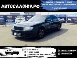 Черногорск Nissan Maxima 1996