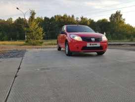 Липецк Dacia Sandero 2009