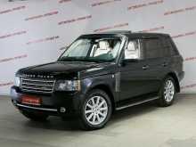 Москва Range Rover 2011