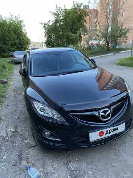 Чита Mazda6 2010