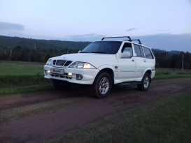 Улан-Удэ Musso 2000