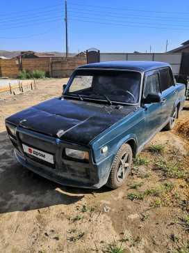 Кызыл 2107 2005
