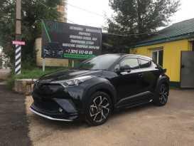 Чита Toyota C-HR 2017