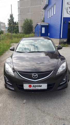 Златоуст Mazda6 2011