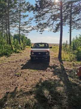 Улан-Удэ 4x4 2121 Нива 2020
