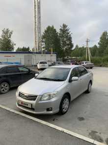 Екатеринбург Corolla Axio 2008