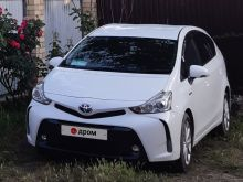 Анапа Prius a 2015