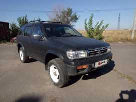 Новая Усмань Pathfinder 1999