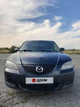 Саяногорск Mazda3 2004