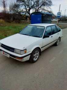 Гулькевичи Corolla 1987