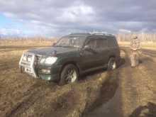 Новосибирск Land Cruiser Cygnus