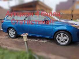 Иркутск Corolla Fielder