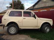 Орск 4x4 2121 Нива 1990