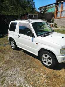 Новомихайловский Pajero Mini 2001