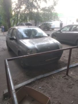 Воронеж Clio 2001