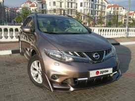 Геленджик Nissan Murano 2012