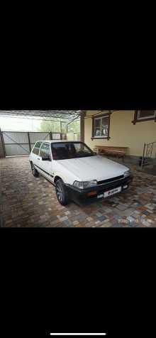 Прохладный Corolla 1986