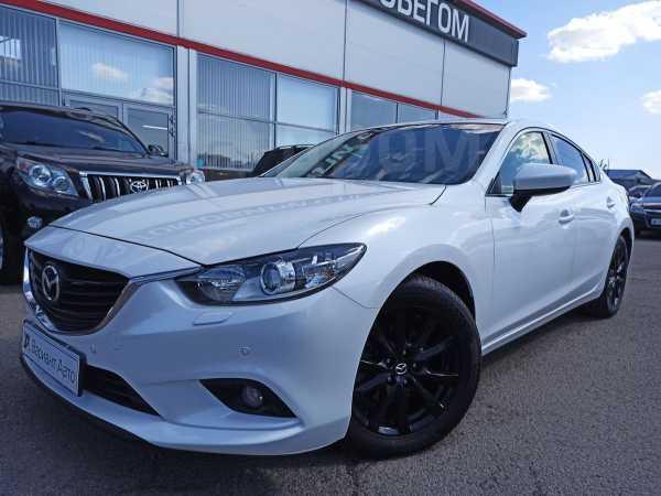 Mazda Mazda6, 2015 год, 967 000 руб.