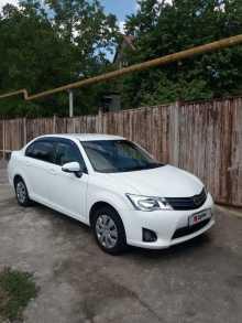 Новороссийск Corolla Axio 2014