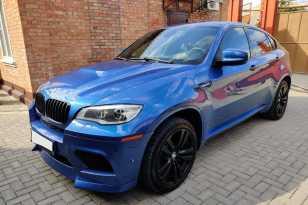 Грозный BMW X6 2013