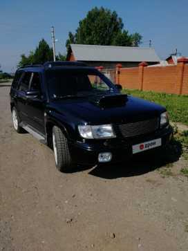Новокузнецк Forester 1997