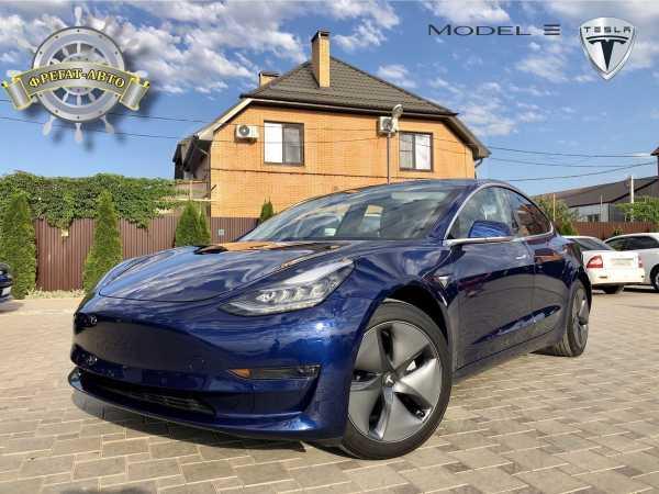 Tesla Model 3, 2018 год, 3 990 000 руб.