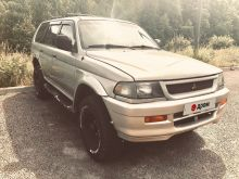Москва Montero Sport 1996