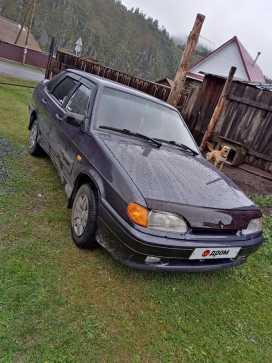 Шебалино 2115 Самара 2001